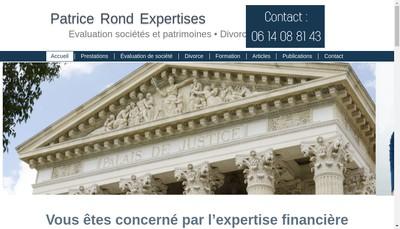 Site internet de Monsieur Patrice Rond