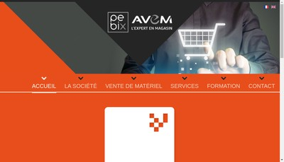Site internet de Pebix
