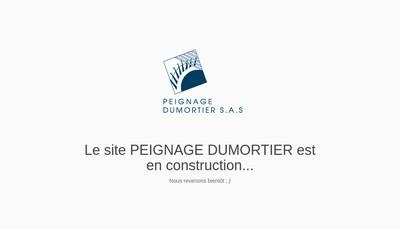 Site internet de Peignage Dumortier