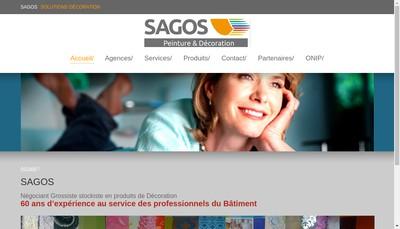 Site internet de Sagos