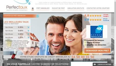 Site internet de Perfectaux
