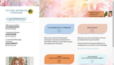 Site internet de Roc Eclerc