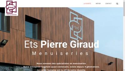Site internet de Etablissements Pierre Giraud