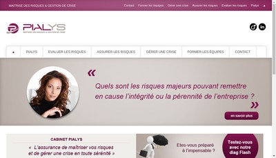 Site internet de Atmp-Serenite