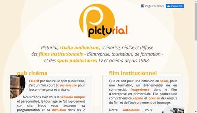 Site internet de Picturial
