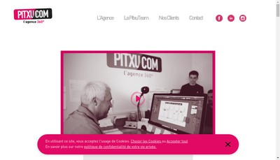 Site internet de Pitxucom