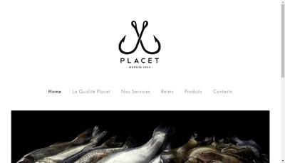 Site internet de Placet SARL