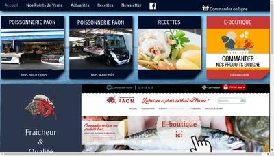 Site internet de Paon