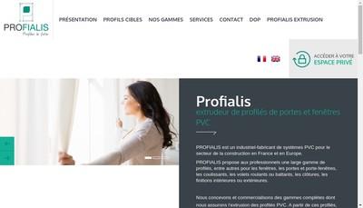 Site internet de Cloture & Creation