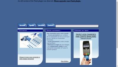 Site internet de Progesco SA