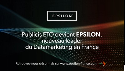 Site internet de Publicis Eto - Epsilon France
