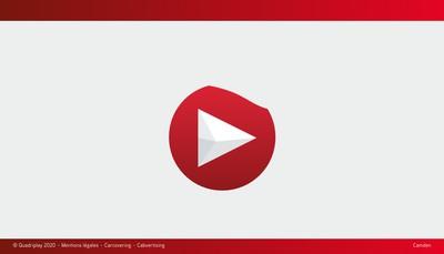 Site internet de Quadriplay Advertainment