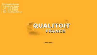 Site internet de Qualitoit