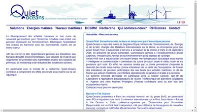 Site internet de Arseatect