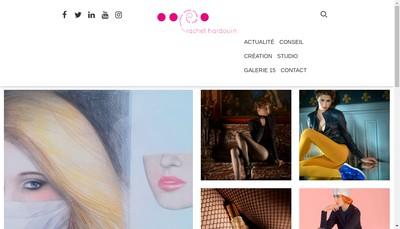 Site internet de Rachel Hardouin