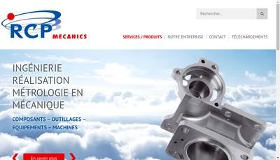 Site internet de RCP