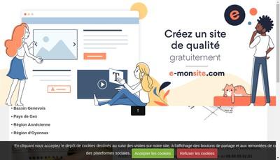 Site internet de Reatech