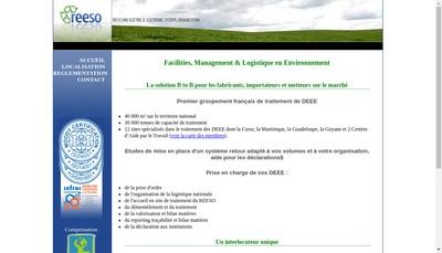 Site internet de Reeso