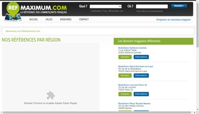 Site internet de Edukom