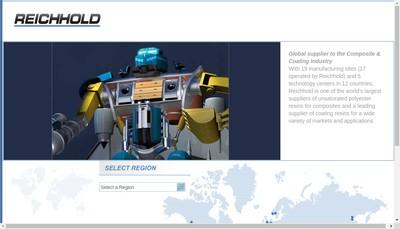 Site internet de Reichhold
