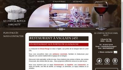Site internet de Entre Loire et Sologne