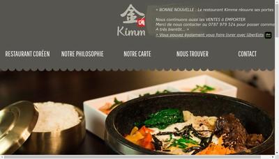 Site internet de Kimme