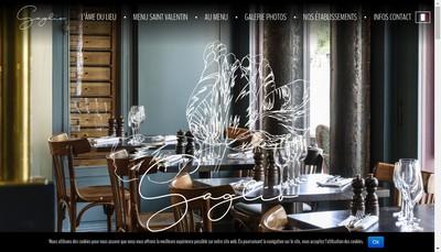 Site internet de Le Gaglio