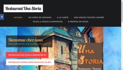 Site internet de La Raclette