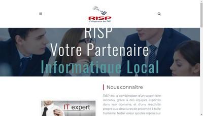 Site internet de RISP