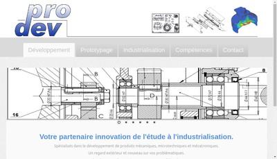 Site internet de Olivier Robache