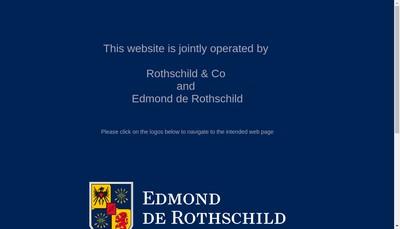 Site internet de Rothschild Martin Maurel