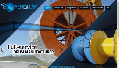 Site internet de Joly