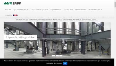 Site internet de Sabe
