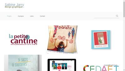 Site internet de Jarry Sabine