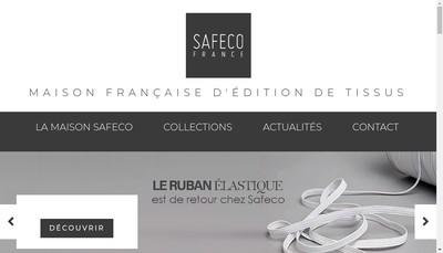 Site internet de Safeco