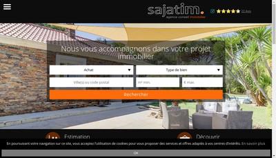 Site internet de Sajatim