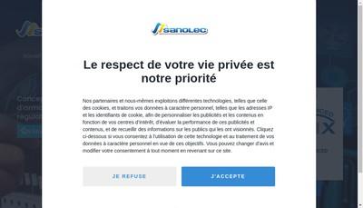 Site internet de GROUPE VINCENTZ