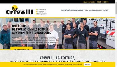 Site internet de Crivelli