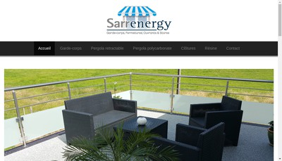 Site internet de sarrenergy