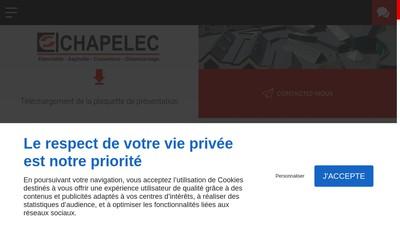 Site internet de Chapelec