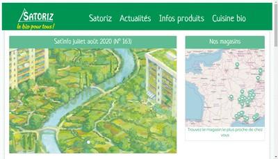 Site internet de Satodistri