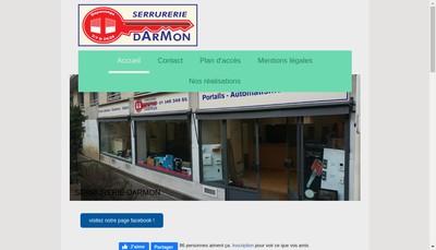 Site internet de Darmon