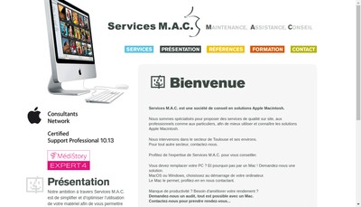 Site internet de Ludovic Pascalon