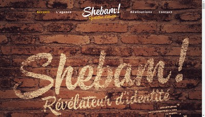 Site internet de Shebam !