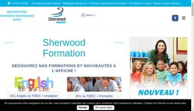 Site internet de Sherwood Formation