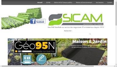 Site internet de Societe Industrielle des Camis
