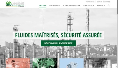 Site internet de Protego France