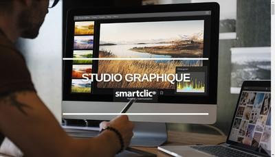 Site internet de Smart Clic France