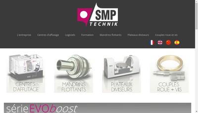 Site internet de Smp Technik