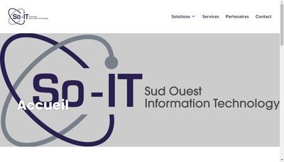Site internet de So-It